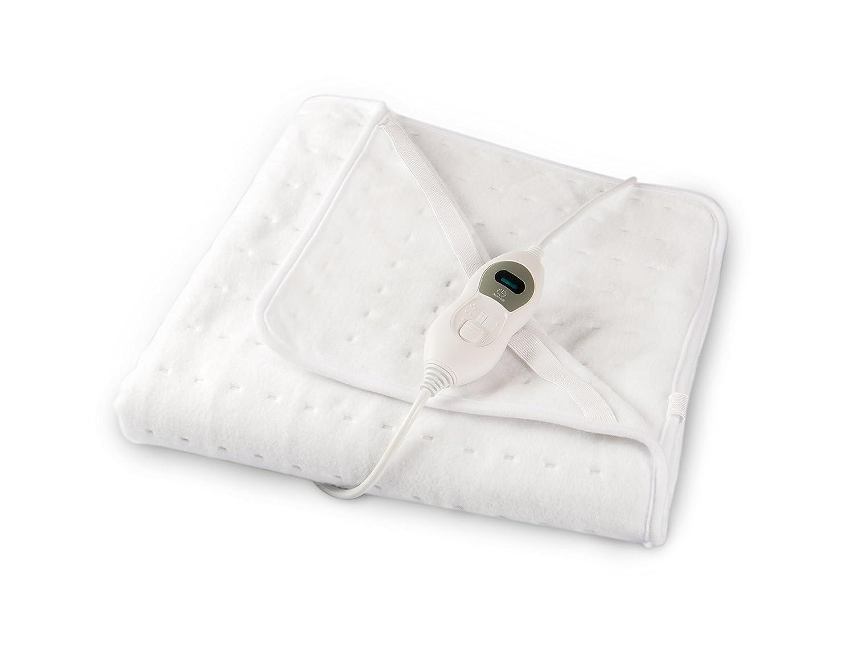 Vidabelle Wärmeunterbett 'Classic', 80 x 190, GS & Oekotex geprüft mit 3 Temperaturstufen und Überhitzungsschutz - flauschig und schnellwärmend 12371