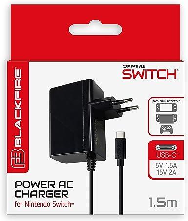 Ardistel - AC Adaptador (Nintendo Switch): Amazon.es: Videojuegos