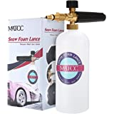 MATCC Foam Lance for Nilfisk Connector Compaitble Foam Cannon Snow Foam Lance Foam Car Pressure Washer Gun Suitable for Nilfisk C120 C130 E130 E140