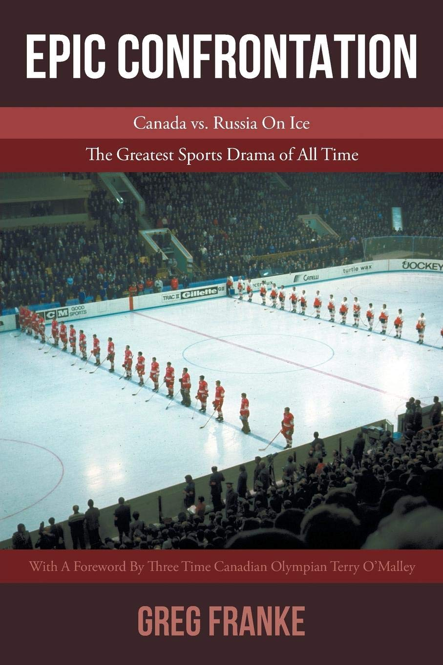 EPIC CONFRONTATION  Canada Vs. Russian On Ice  The Greatest Sports Drama Of All Time