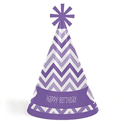 Amazon Chevron Purple