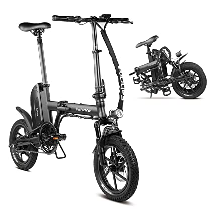 Eahora 14 Inch Mini E Bikes Under 1000