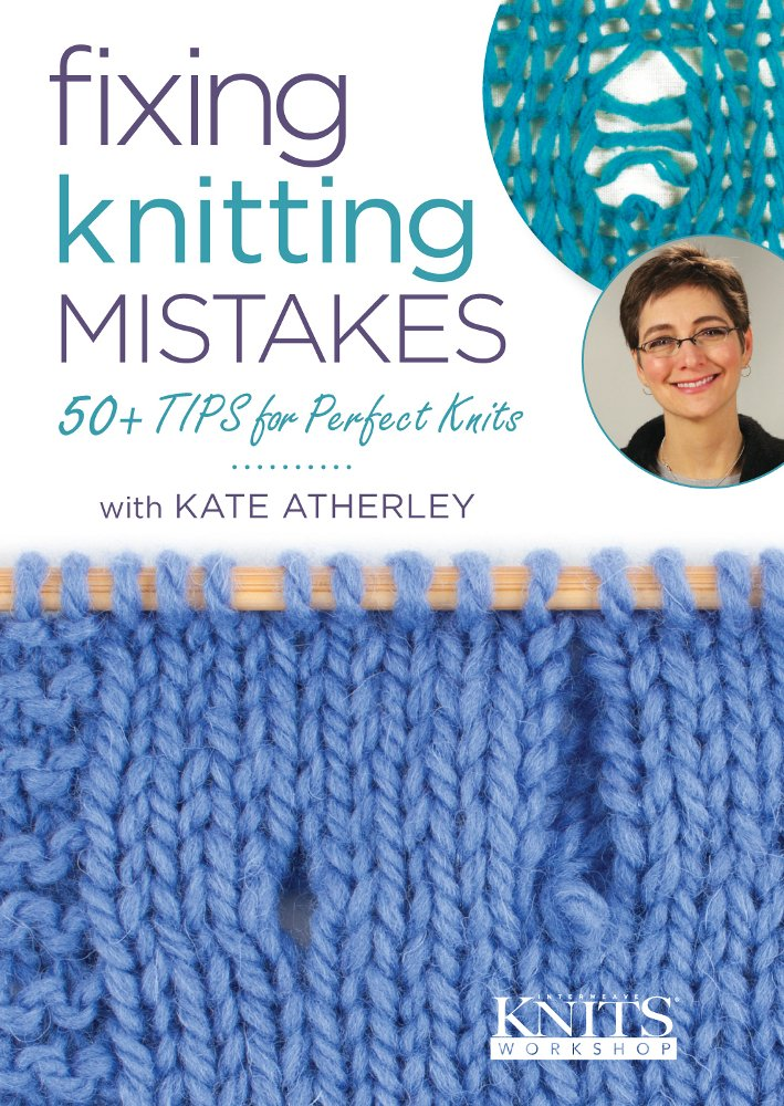 Amazon Com Interweave Knits Presents Fixing Knitting Mistakes Atherley Kate Movies Tv