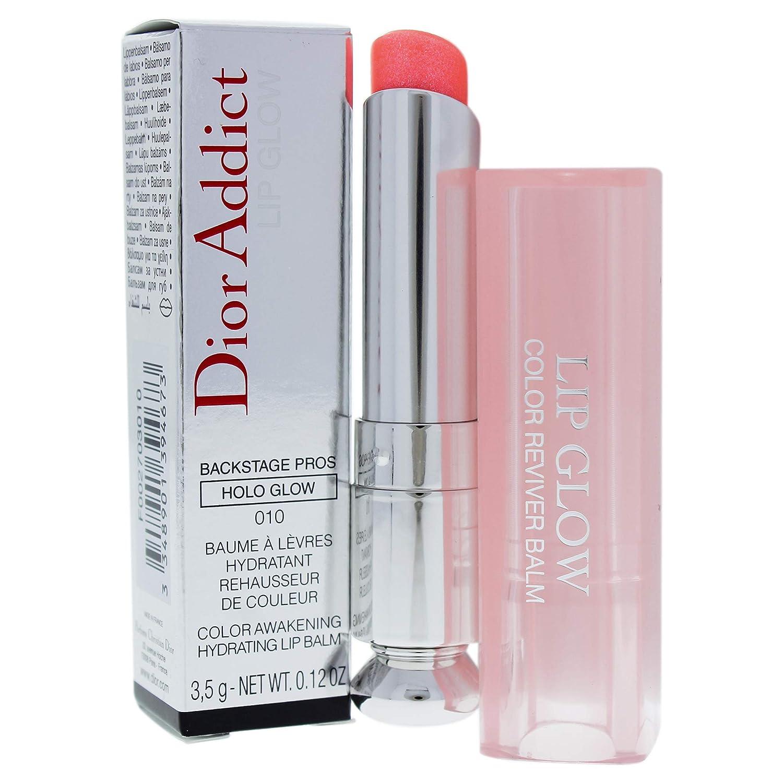 Dior Dior Addict Lip Glow #010-Holo Pink 3,5 Gr - 3.5 ml