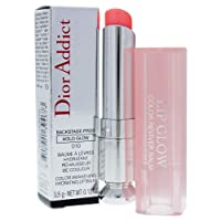 Christian Dior Addict Lip Glow 010 Holo Pink for Women, 0.12 Ounce