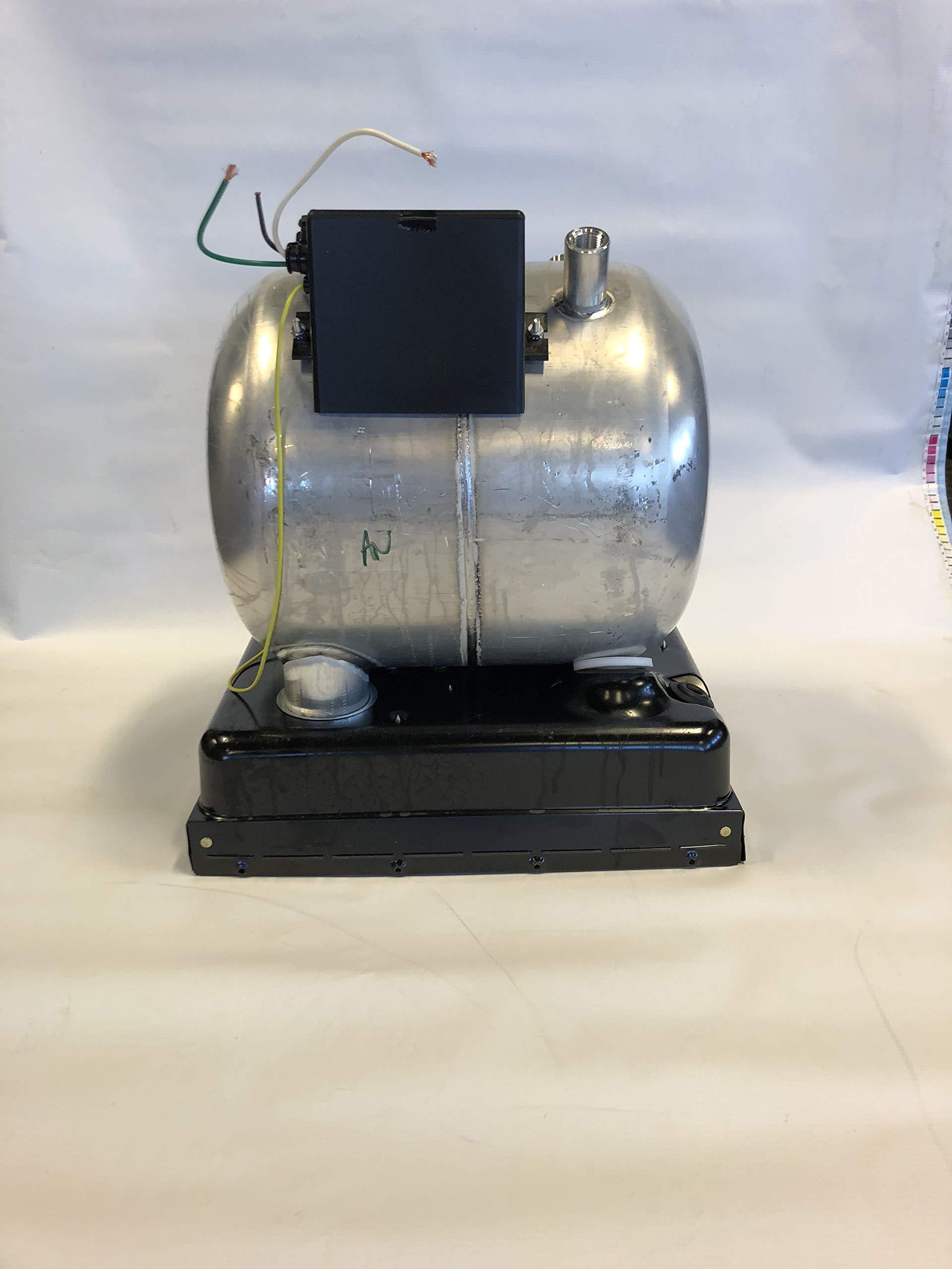 Dometic Atwood 6 Galllon Water Heater GC6AA-10E Black