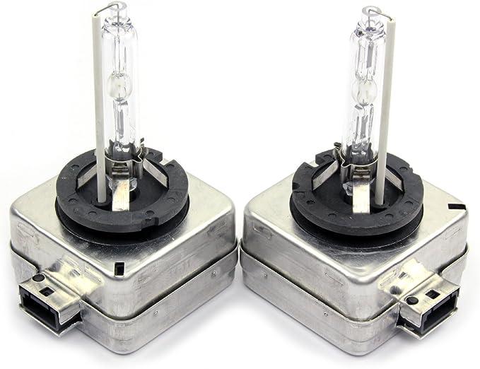 2 AMPOULE D1S 35W LAMPE au XENON KIT FEU HID en 5000K pour PHARE PEUGEOT 807 RCZ