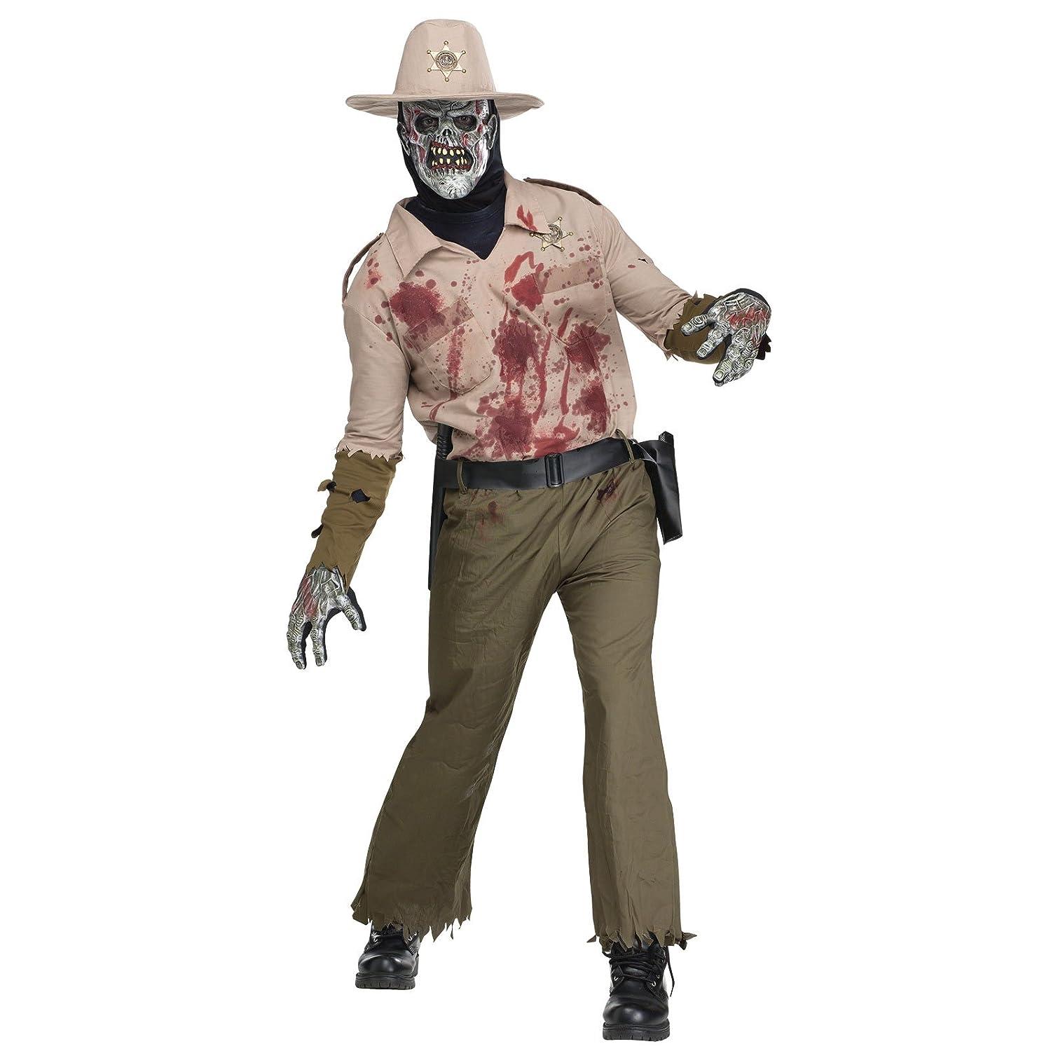 Couples Costumes- Zombie Halloween