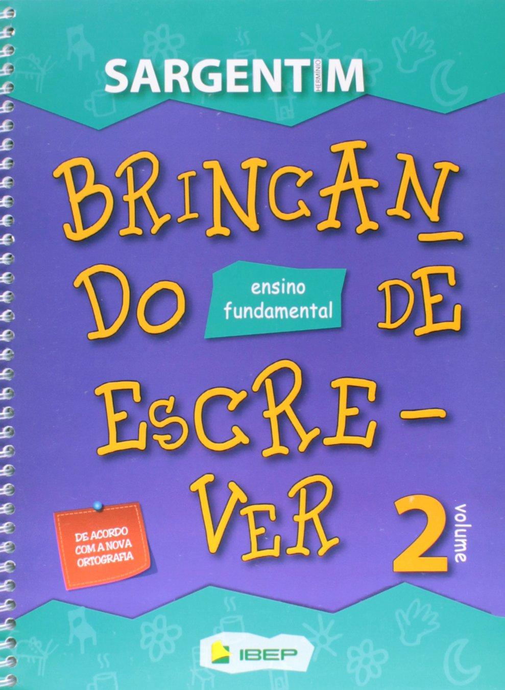 Download Brincando De Escrever - Volume 2 (Em Portuguese do Brasil) PDF