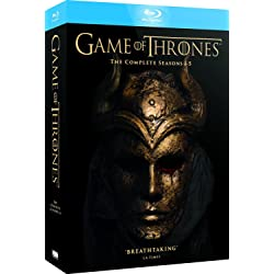 Game of Thrones on Blu Ray