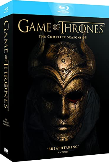 Amazoncom Game Of Thrones Season 1 5 Blu Ray Region