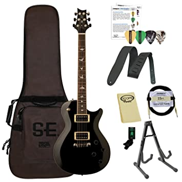 Paul Reed Smith guitarras 245stbk-kit01 PRS SE 245 Standard negro guitarra eléctrica: Amazon.es: Instrumentos musicales