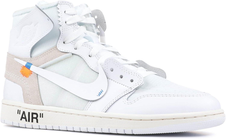 Air Jordan 1 X off-White Nrg off White - AQ0818-100 - Size ...