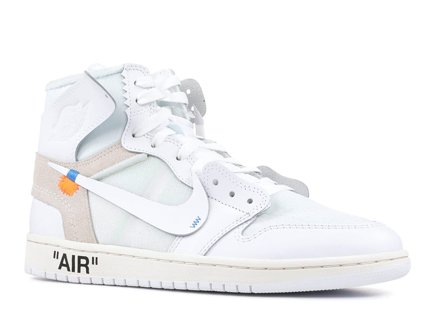 pretty nice 452fc 6bc6a Air Jordan 1 x OFF-WHITE NRG