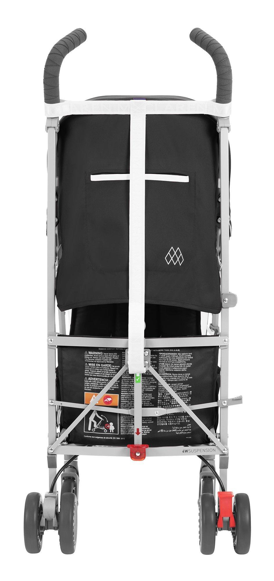 Maclaren Globetrotter Stroller - lightweight, compact by Maclaren (Image #2)