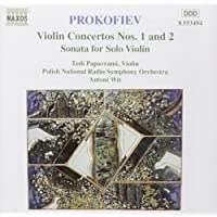 Prokofiev - Violin Concertos Nos 1 and 2; Sonata for solo Violin