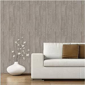 Amazon.com: Devine Color Peel and Stick Wallpaper Textured ...