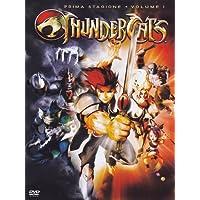 thundercats - stagione 1 - volume 1 [Italia] [DVD]