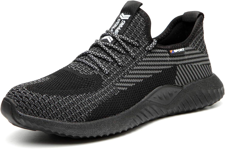 UCAYALI Steel Toe Work Sneakers
