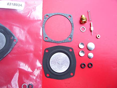 amazon com carb re build kit for toro tecumseh s200,s620 631893a Scotts S1742 Mower Wiring Diagram image unavailable