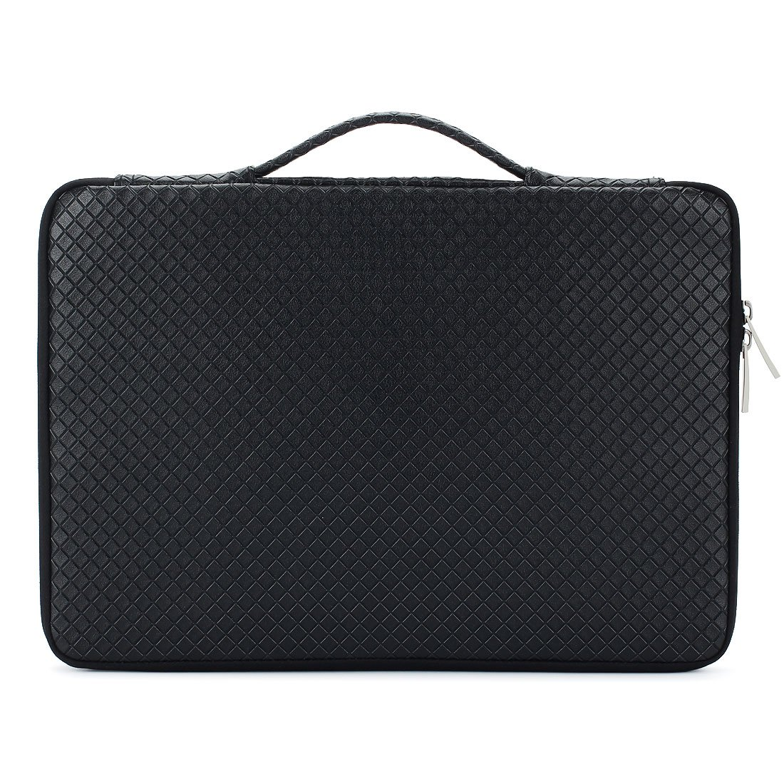 DOMISO 10.1 inch Waterproof Laptop Sleeve Leather Case Portable Carrying Bag for 10.1-10.5 inch Laptops/eBooks / Kids Tablet/iPad Pro/iPad Air/Lenovo ...