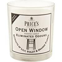 Open Window Candle in Glass - Pack of 6