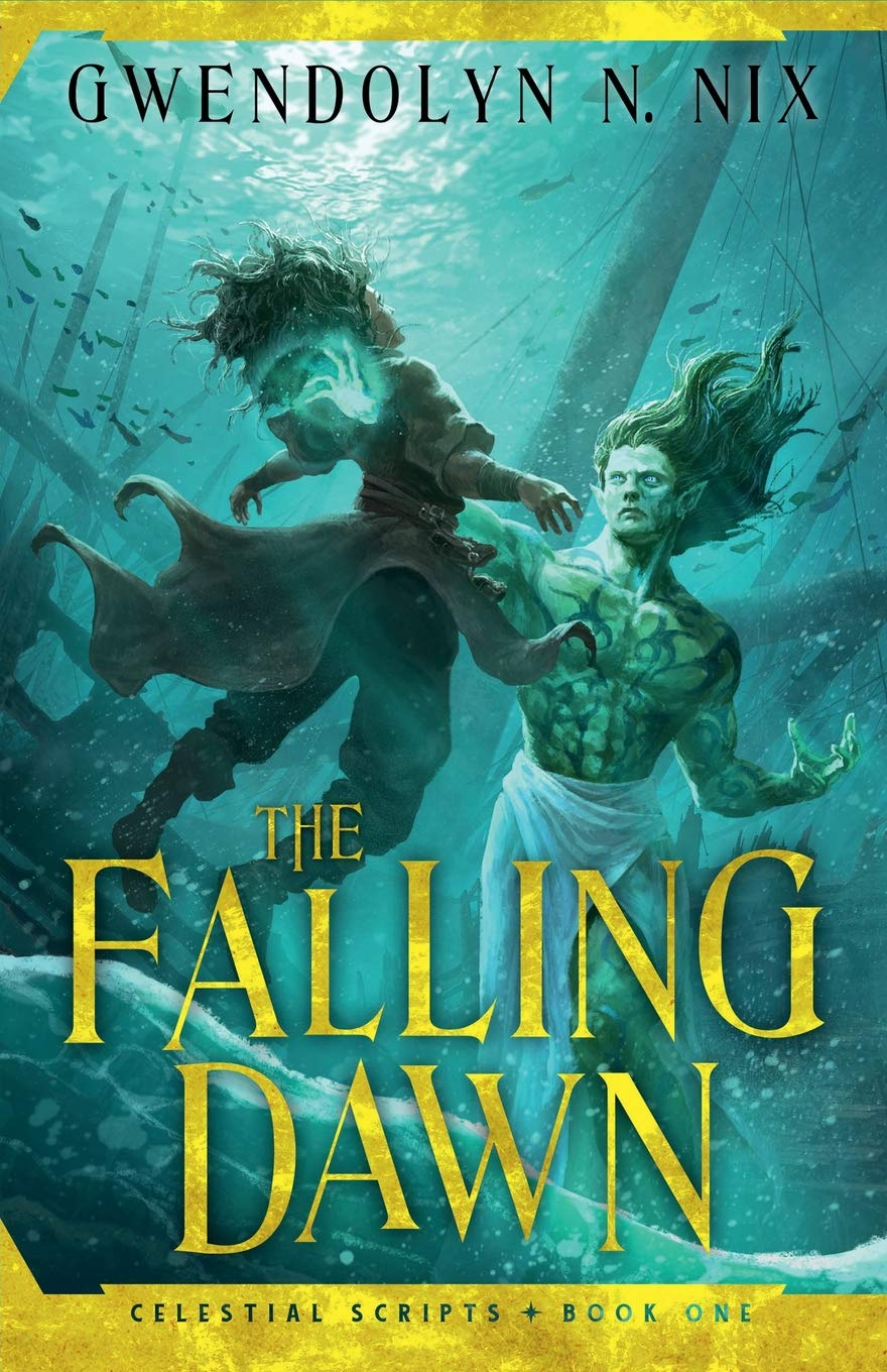 Download The Falling Dawn: Celestial Scripts, Book One PDF