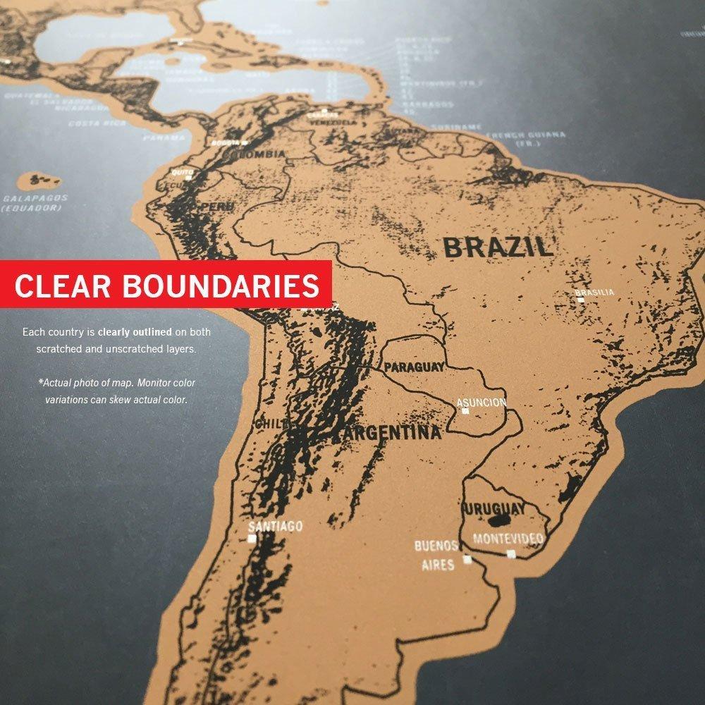 Vinallo - Mapamundi para colocar chinchetas, tamaño XXL, 82 x 60 cm (incluye 12 banderas): Amazon.es: Hogar