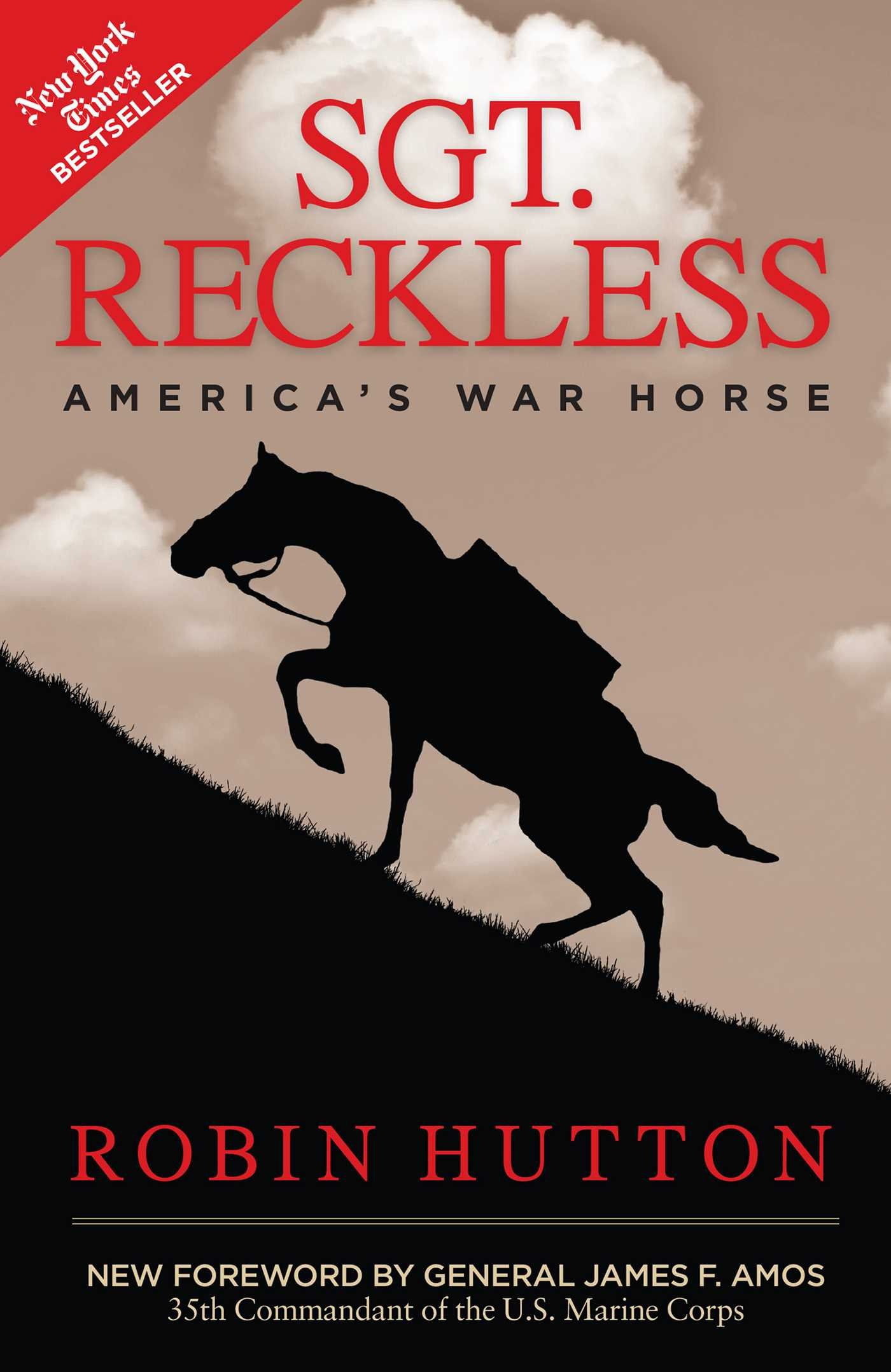Image result for sgt reckless robin hutton