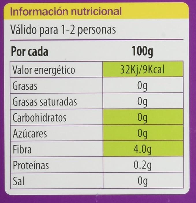Slim Pasta Rice Harina Orgánica de Konjac - 5 Paquetes de 270 gr - Total: 1350 gr: Amazon.es: Alimentación y bebidas