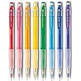 Pilot Color Eno 0.7mm Automatic Mechanical Pencil 8 Color Set