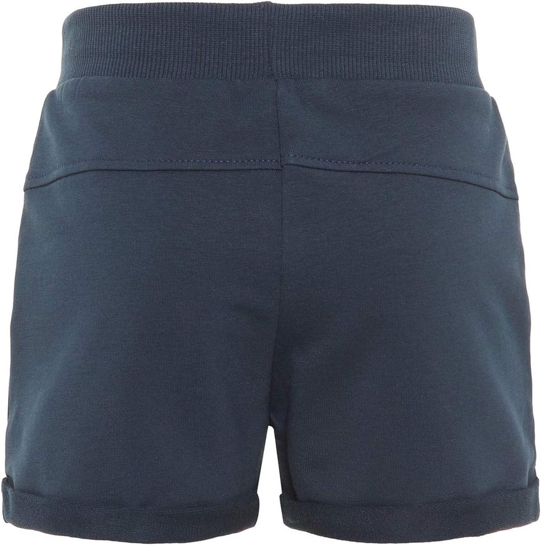 Name It Nkfvolta SWE Shorts Unb Noos Pantaloncini Bambina