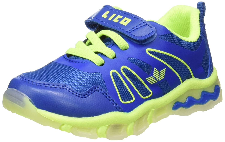 Lico Boys/' Fun Vs Blinky Trainers