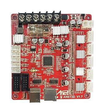 3D Impresora Tarjeta Madre Tablero de Control A8 3D Impresora ...