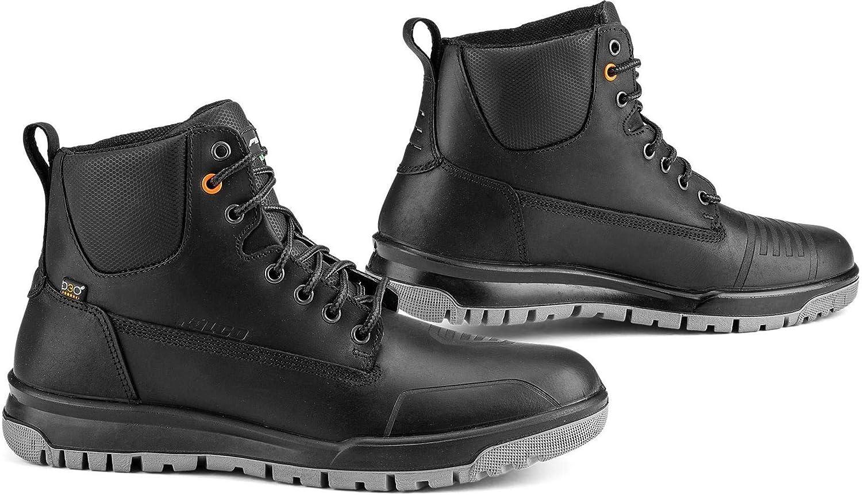 Noir Chaussures Patrol Avec semelle vulcanis/ée Imperm/éables
