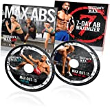 Shaun T's INSANITY MAX:30 Ab Maximizer DVD Workout