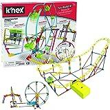 K'NEX Amusement Park in-A-Box - 378 Parts - Motorized Amusement Rides - Ages 7 & Up