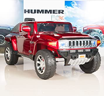 hummer hx kids ride on battery powered electric cartruck with remote control 12 volt
