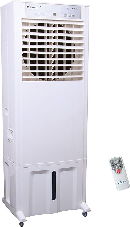 Purline Climatizador Evaporativo de Gran Caudal Rafy 120: Amazon ...
