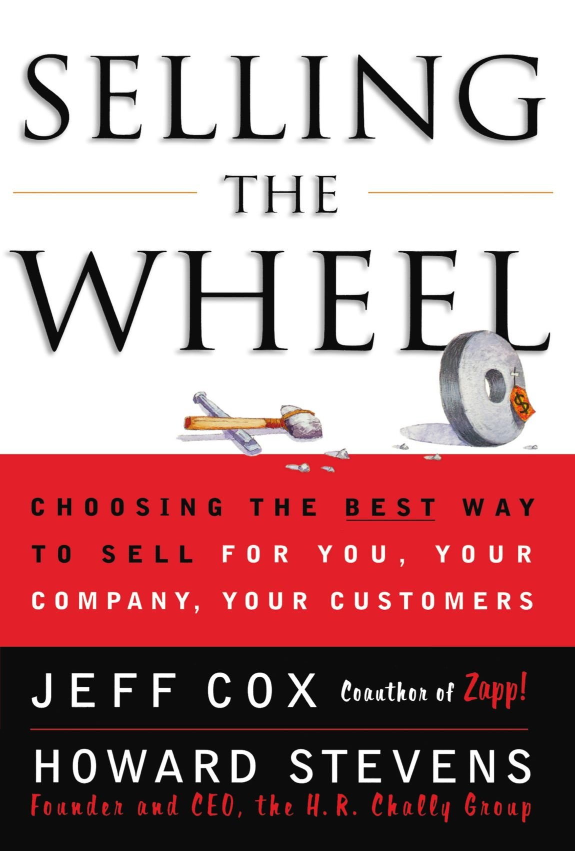 Selling Wheel Choosing Company Customers product image