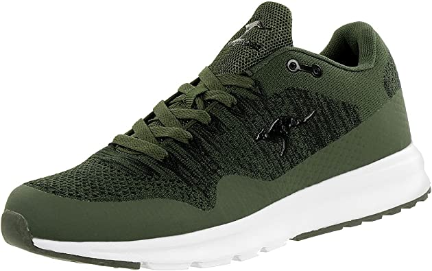 KangaROOS Men's Low-Top Sneakers