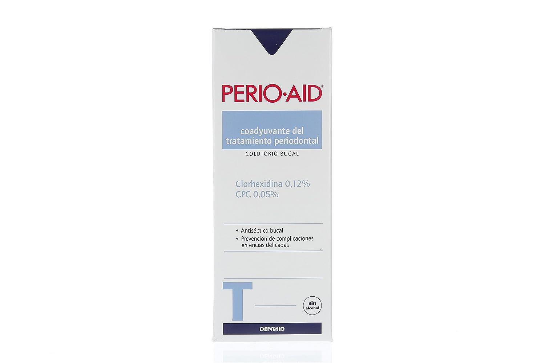 Perio aid colutorio tratam s/alc 500ml: Amazon.es: Salud y cuidado personal