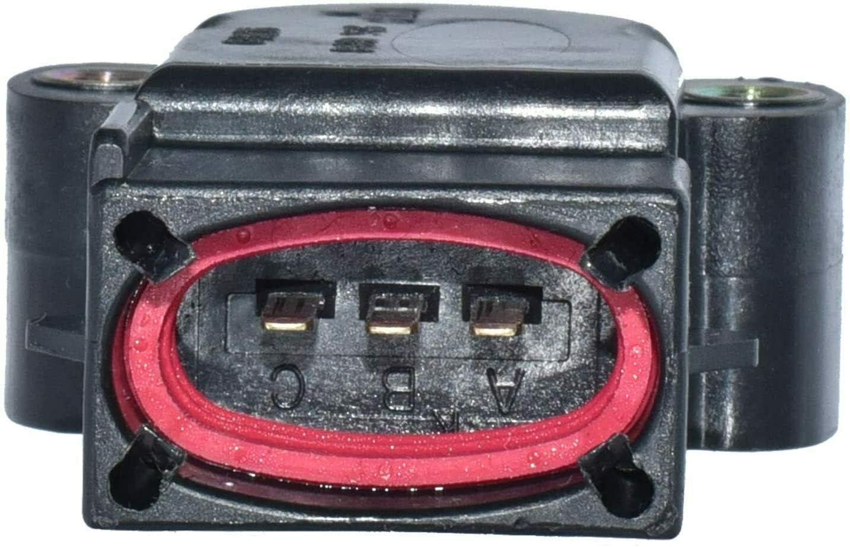 Throttle Position Sensor Walker Products 200-1021