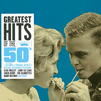 amazon greatest hits of the 50 s greatest hits of the 50 s