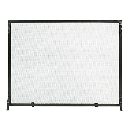 amazon com minuteman international plain by design fireplace screen rh amazon com