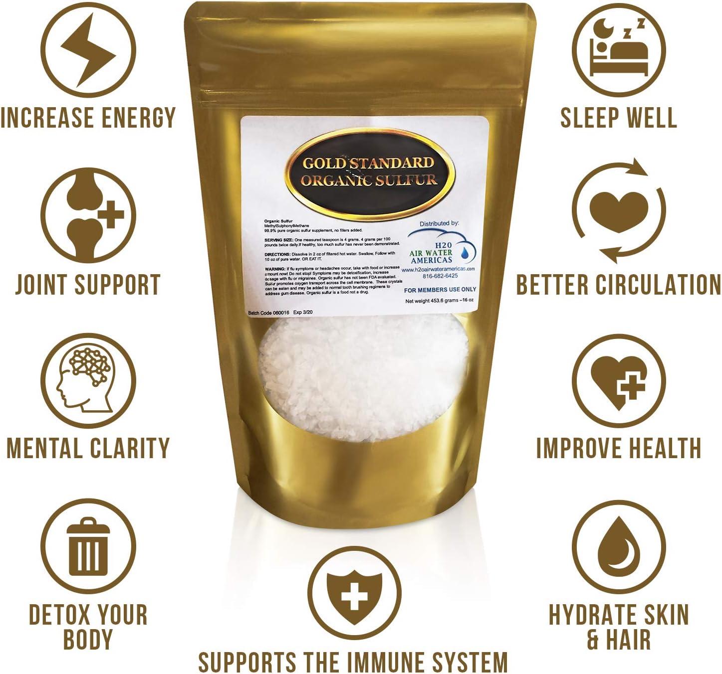 Organic Sulphur Granulated OR Sulphur Powder Quality 50g