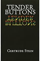 Tender Buttons Paperback