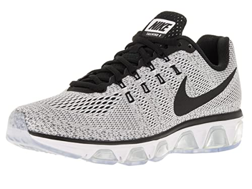 best sneakers d928b 5b503 Amazon.com  Nike Mens Air Max Tailwind 8 Running Shoes White Black  805941-101 Size 8.5  Sports   Outdoors