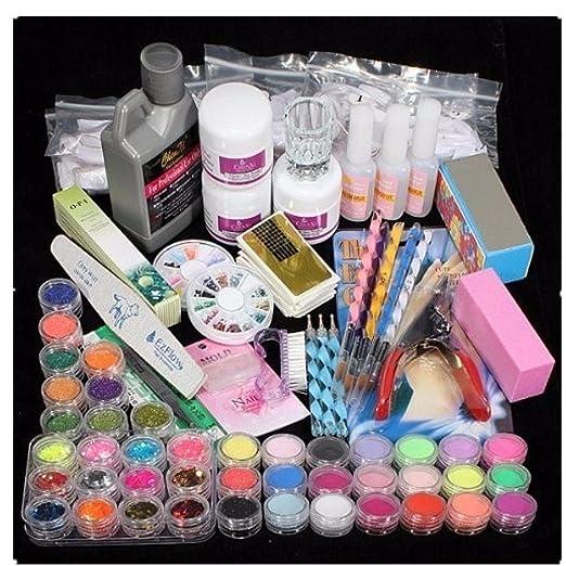 Mitsutomi Acrylic Nail Art Kit