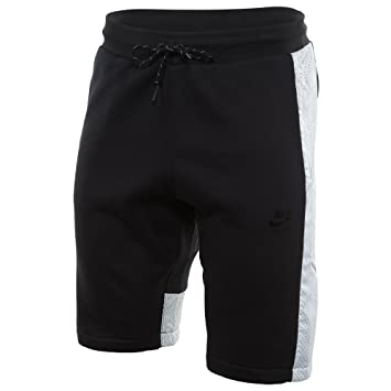 Nike-Short Air BP4S3P2200 FLC Hose Kurz Herren: Amazon.de: Sport ...